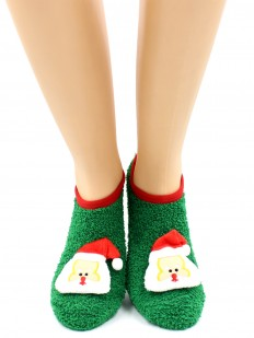 Махровые носки HOBBY LINE 2159-2