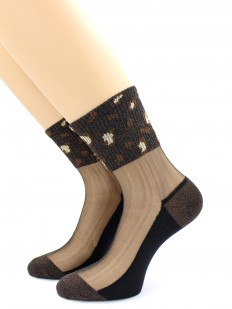 Женские носки HOBBY LINE S1002-03