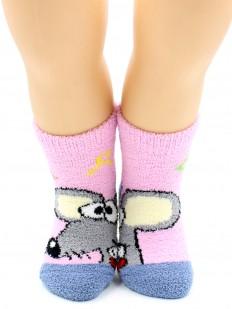 Махровые носки HOBBY LINE 3340-3