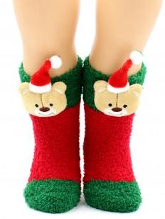 Махровые носки HOBBY LINE 3331