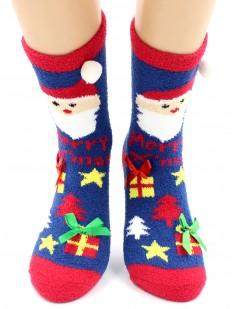 Махровые носки HOBBY LINE 2221-1