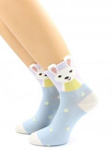 Женские носки Hobby 3д76-2