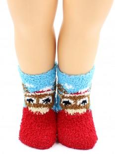 Махровые носки HOBBY LINE 3304-6