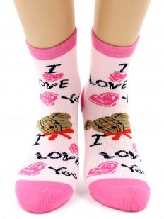 Теплые носки Hobby Line 3609-3