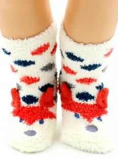 Махровые носки HOBBY LINE 3315
