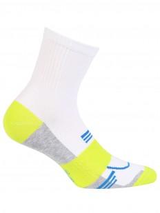 Хлопковые мужские носки с ярким рисунком