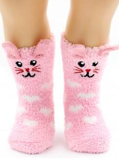 Махровые носки HOBBY LINE 3318-2
