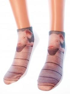 Хлопковые носки Hobby Line 3Д31-71