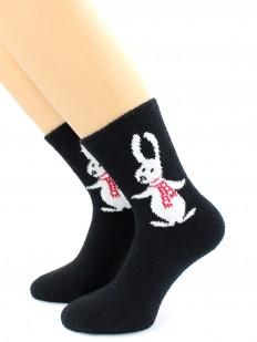Махровые носки HOBBY LINE 2258-24