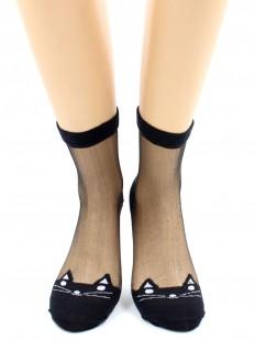 Женские носки HOBBY LINE S1224-11
