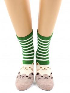 Женские носки Hobby 410-1