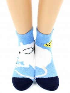 Махровые носки HOBBY LINE 3340-6