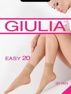 Женские носки Giulia EASY 20 lycra (2 п.)
