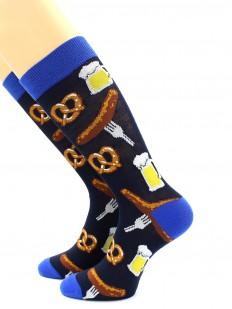 Высокие носки унисекс с принтом в стиле Oktoberfest