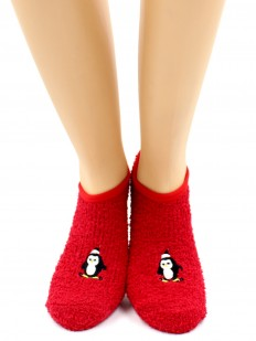 Махровые носки HOBBY LINE 2139-4