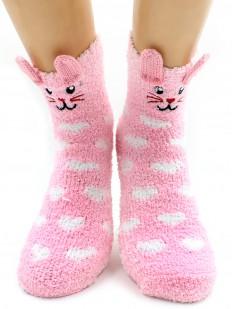 Махровые носки Hobby Line 2359-1