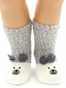 Махровые носки HOBBY LINE 3316