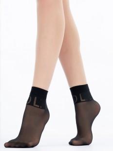 Детские прозрачные носки с надписями LOL