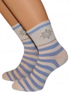 Хлопковые носки Hobby Line 442