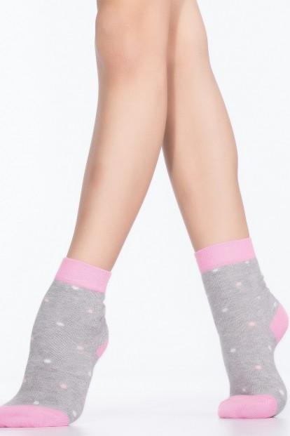 Детские хлопковые носки в горошек Giulia KSL-010 - фото 1