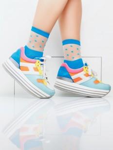 Модные носки GIULIA Wsm-018