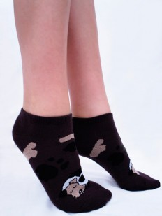 Женские носки Giulia WSS-009