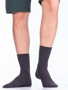 Теплые мужские носки HOBBY LINE 6258