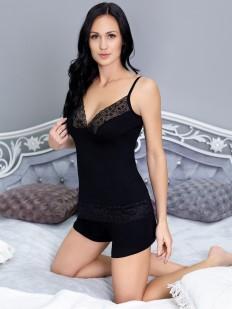 Домашний комплект Leinle Lady black 611