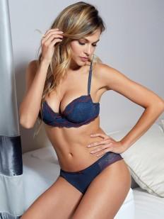 Комплект белья JADEA 4819 balconcino + slip