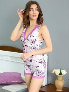 Летняя пижама Leinle Magnolia 697