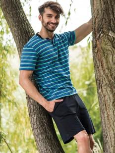 Хлопковая пижама KEY MNS 003
