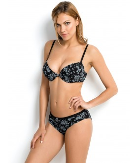 Комплект белья JADEA 4014 push up + brasiliano