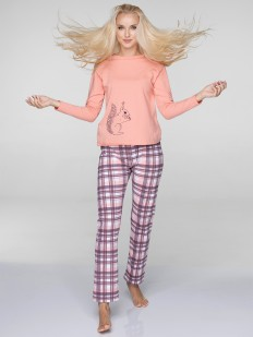 Хлопковая пижама KEY LNS 403