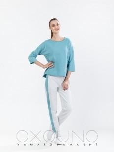 Хлопковый комплект Oxouno 0393 FOOTER 02