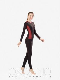 Комплект женского термобелья Oxouno 0395 ANKA