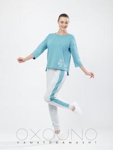 Хлопковый комплект Oxouno 0453 FOOTER