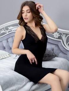 Ночная сорочка Leinle Lady black 624
