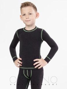 Детская облегающая термокофта для мальчиков