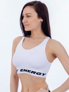 Цветной спортивный женский топ для фитнеса со спинкой борцовкой