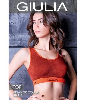 Спортивный топ Giulia Top classic melange