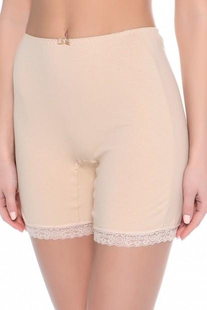 Женские хлопковые корректирующие трусы панталоны Alla Buone Taglie 5060 Shorts - фото 1