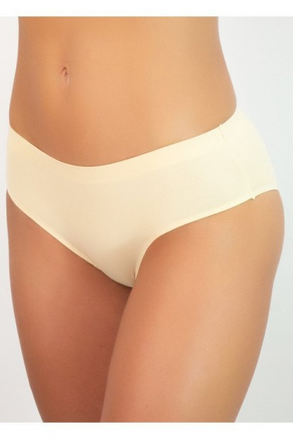 Женские хлопковые трусы шорты с низкой посадкой Alla Buone Invisible 4030 Shorts - фото 1