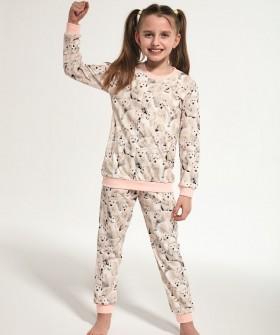 Хлопковая пижама Cornette 032/118 POLAR BEAR