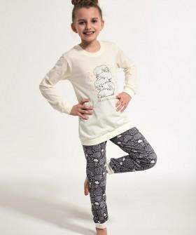Хлопковая пижама Cornette 594/114 SHEEP
