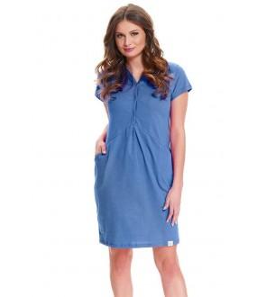 Сорочки Doctor nap Сорочка TCB.9452 Royal Blue