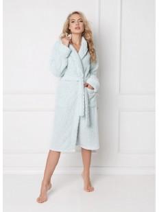 Теплый халат ARUELLE Minty myata