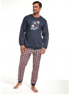 Мужская пижама из 100% хлопка