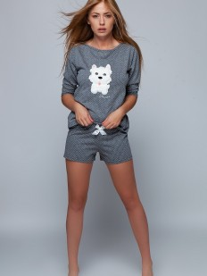 Хлопковая пижама Sensis Bella
