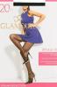 Классические матовые колготки с шортиками Glamour BETULLA 20 - фото 1