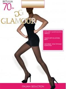 Классические матовые колготки Glamour BETULLA 70